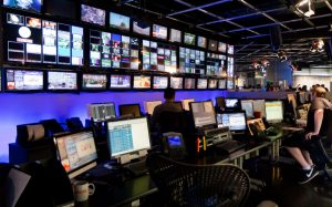 TV1 Broadcast Company Final Commissioning Service