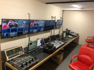 TV1 Complex Production Room Two Image 1