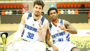 Bulgarian Basketball Cup in the Mood