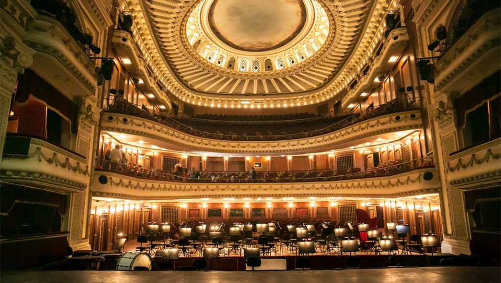 National Opera and Ballet in Bulgaria
