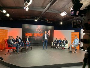 TV1 broadcasted the fourth edition of the New Horizons competition for young implantologists