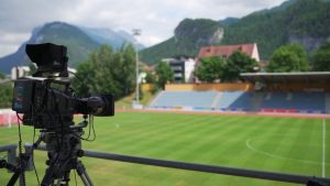 The TV1 team shoots in Austria and the Alpine Tyrol